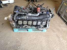 Motor bus onderdeel MAN MAN D2866 LUH 24 EURO 3 Motor 2005