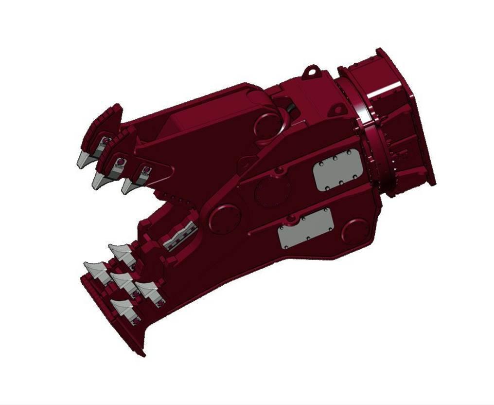 vergruizer Hydraram HRP-42V 2021