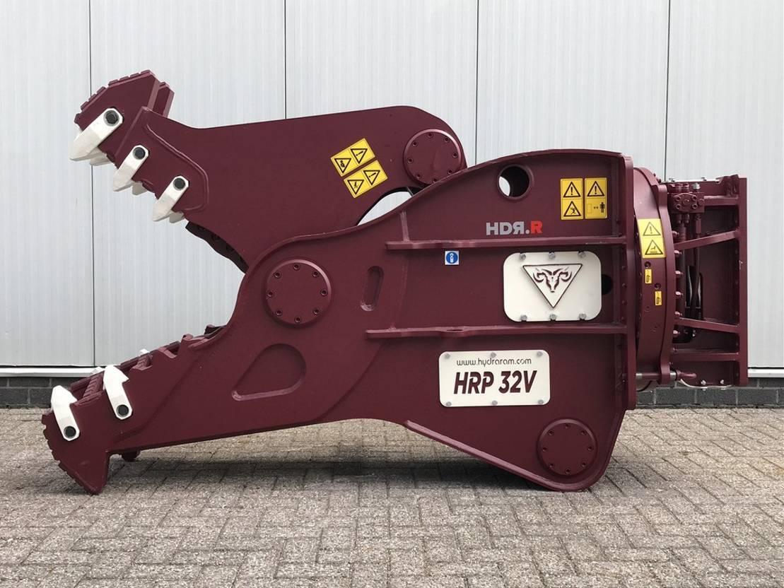 breker HYDRARAM HRP-82V 2019