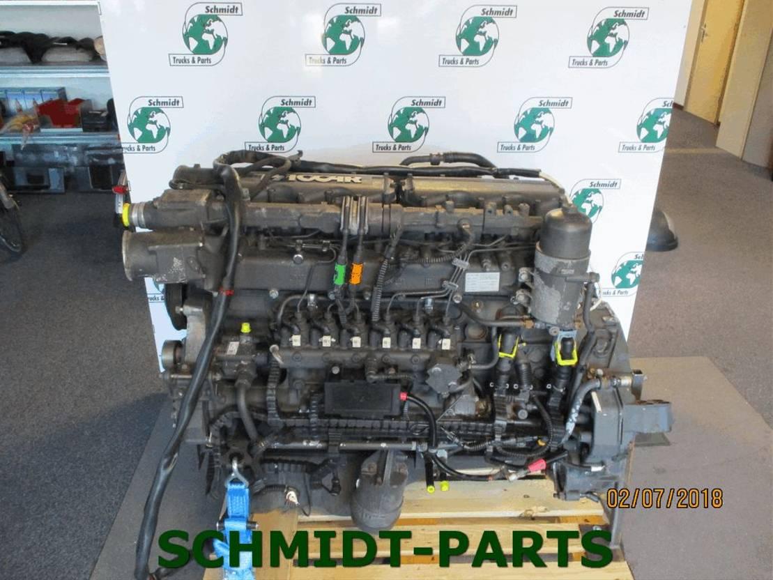 Motor vrachtwagen onderdeel DAF PR 228 S2 Euro5 Motor