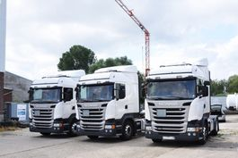 standaard trekker Scania R450 SRC - euro 6 - EdBlue - 3 Units on Stock 2015