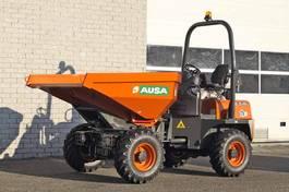 wieldumper Ausa D350AHG 4X4 SIDE DUMPER (2 units)