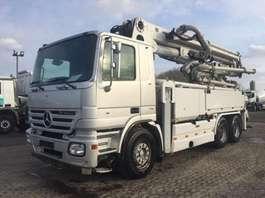betonpomp vrachtwagen Mercedes Benz 2641 Schwing 31m Telescope-2008 2020