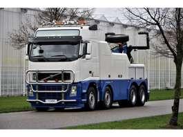 takelwagen-bergingswagen-vrachtwagen Volvo FH12  8x4R WRECKER 2005