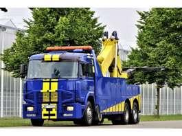 takelwagen-bergingswagen-vrachtwagen Iveco Turbo Star 190.48 - 480 PK V8 6x2 BL OMARS 40T 1993