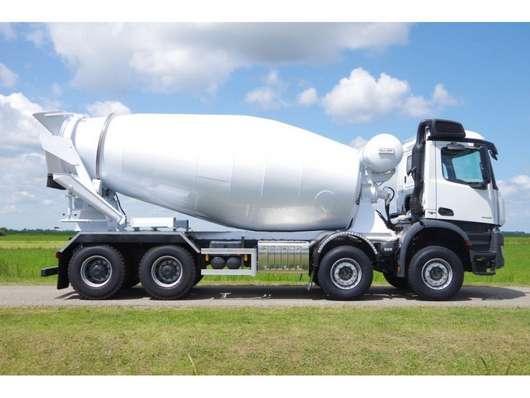 betonmixer vrachtwagen Mercedes Benz Arocs 4142B & 12m3 MULDER mixer 2019