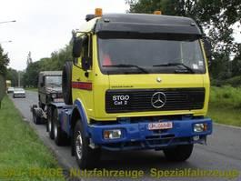 Cabinedeel vrachtwagen onderdeel Mercedes Benz NG / SK Windschutzscheibe / Windscreen GR Grossraumfahrerhaus beheizt 1990