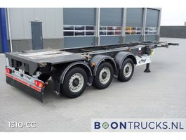 container chassis oplegger Fliegl SDS 390 | 20-30 ft ADR * TOP CONDITION* 2016