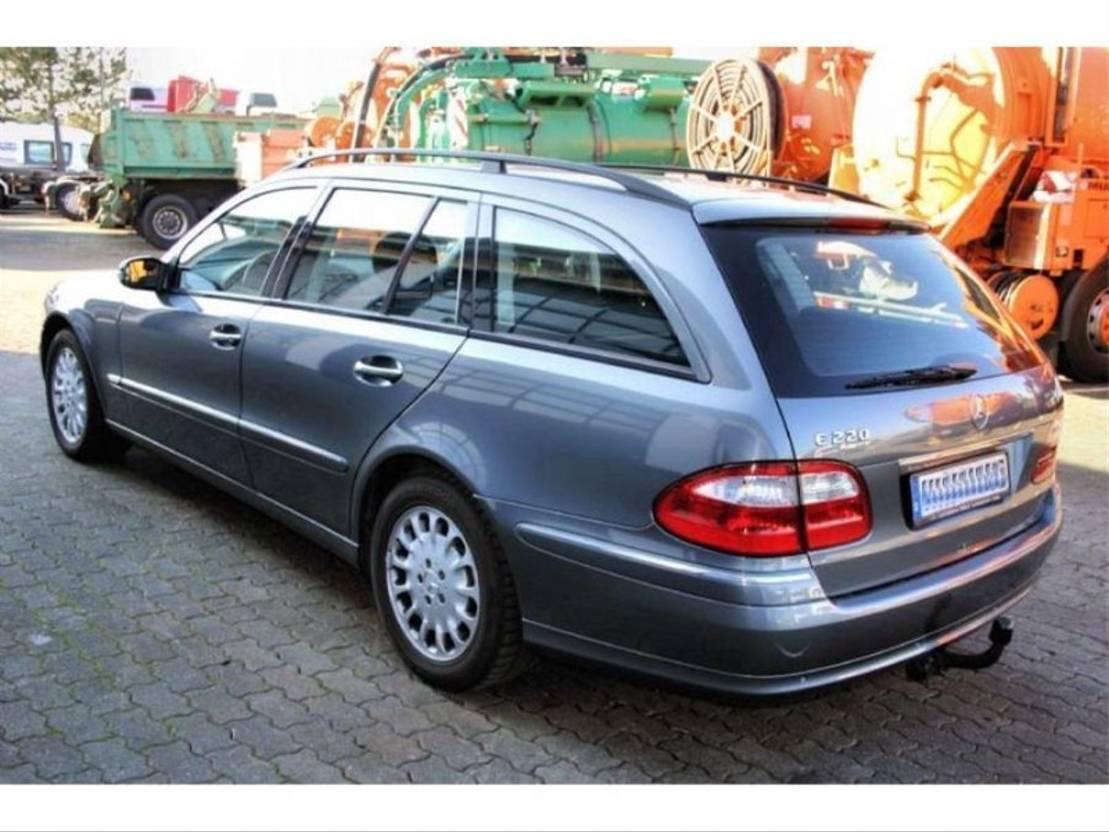 stationwagen Mercedes-Benz E-Klasse E-Klasse 220 cdi E-Klasse T-Modell E220 T CDI 211K Klima Navi EU4 2004