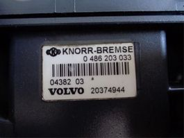 Overig vrachtwagen onderdeel Volvo KNORR-BREMSE EBS 1 CHANNEL MODULE