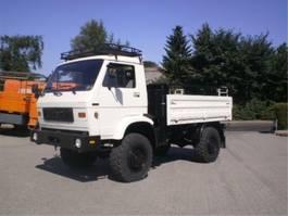 leger vrachtwagen MAN 8.136