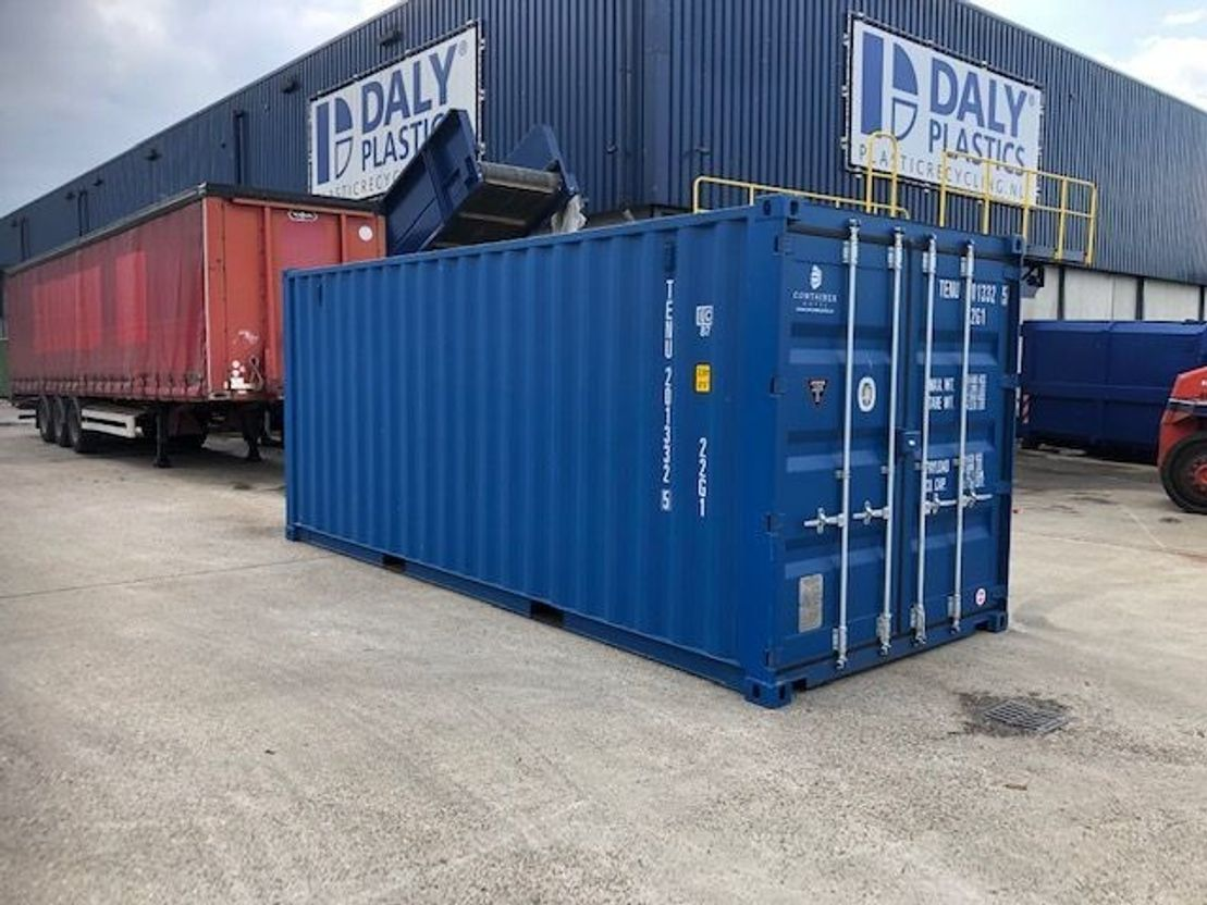 overige containers DIV. 20 FT
