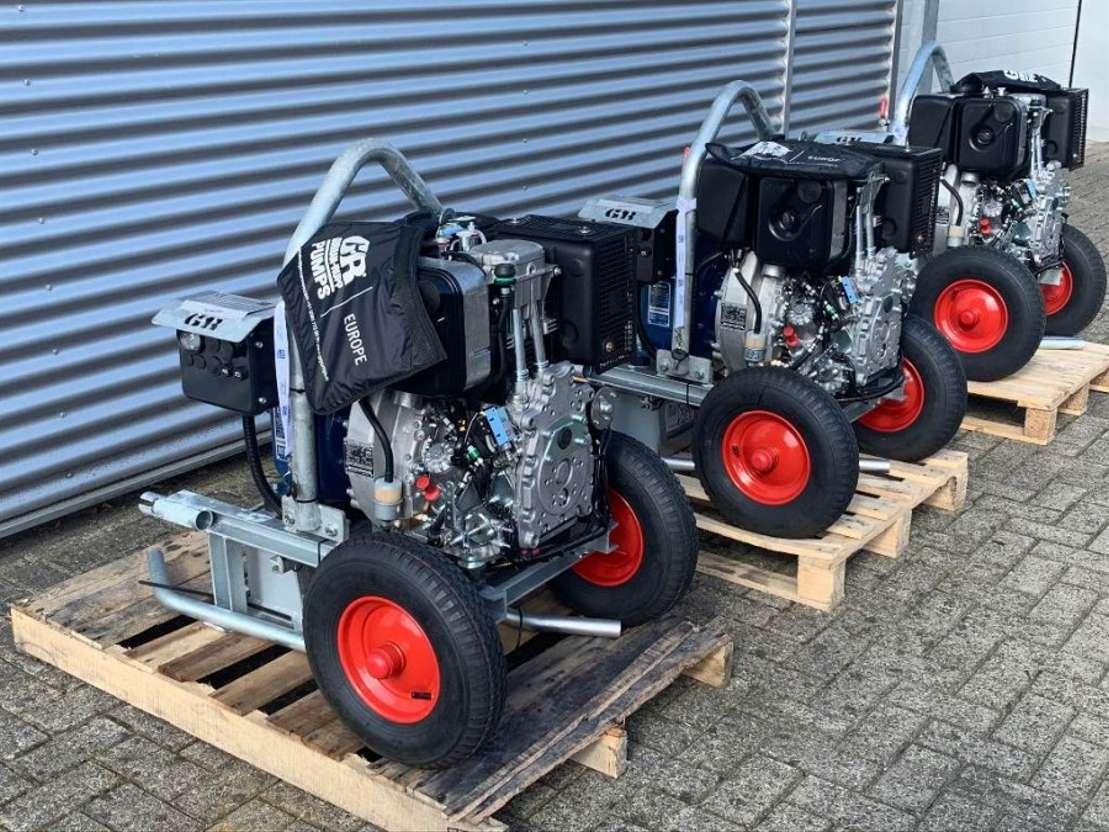 waterpomp machine Gorman-Rupp 82H52 Supra 2019