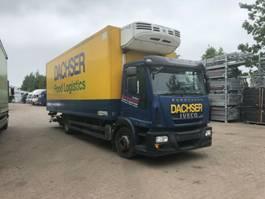 koelwagen vrachtwagen Iveco EuroCargo L120E22/P