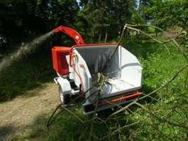 bosbouw trekker Anhänger Schlegelhäcksler BUGNOT BVN56DIXL 2018