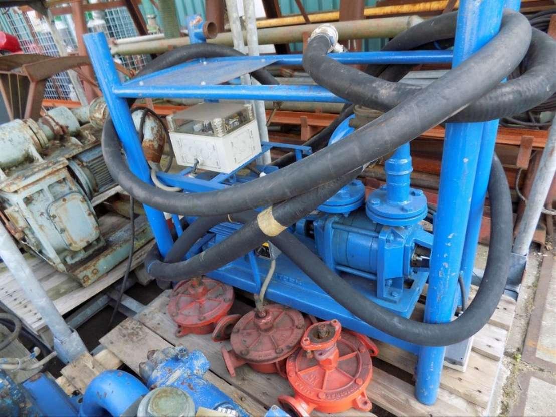 waterpomp machine alle vuilwater pomp