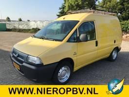 gesloten bestelwagen Fiat Scudo scudo 2.0JTD 2001