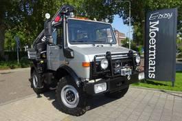 kraanwagen Unimog U 1200 - 427/10 4x4 1992