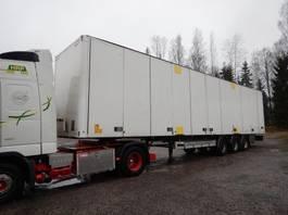 schuifzeil vrachtwagen Ekeri Ekeri curtain roof semi-trailer 2013