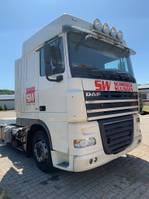 Motor vrachtwagen onderdeel DAF XF 105 460 EEV 2012