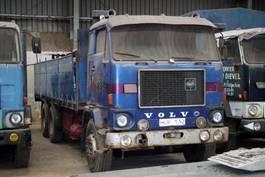 open laadbak vrachtwagen Volvo F 88 F88 1974