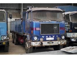 bakwagen vrachtwagen > 7.5 t Volvo F88 1974
