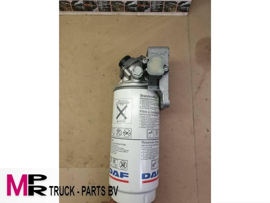 brandstof systeem bedrijfswagen onderdeel DAF 1861882 - 2162549 - DAF Verwarmde waterafscheider
