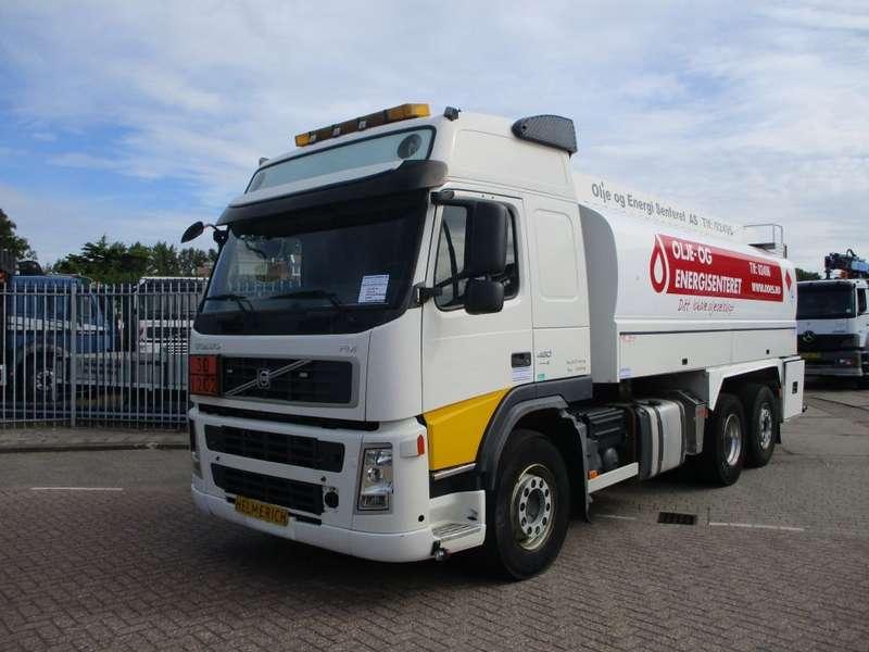 Volvo - 480 6X2 EURO 4 19.000 LITER DIESELTANK 2