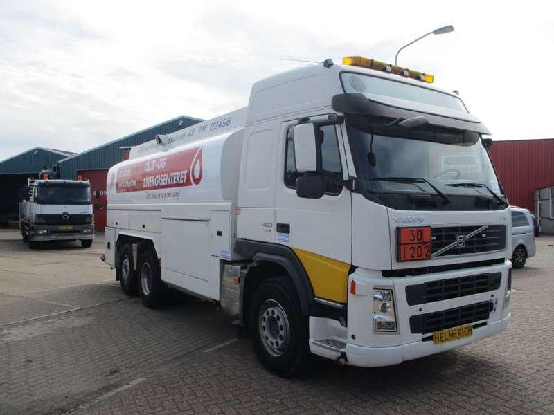 Volvo - 480 6X2 EURO 4 19.000 LITER DIESELTANK 1