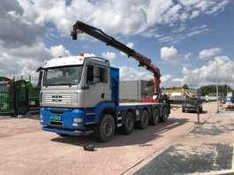 kraanwagen MAN T.G.A 37.400 10 X 4 2008
