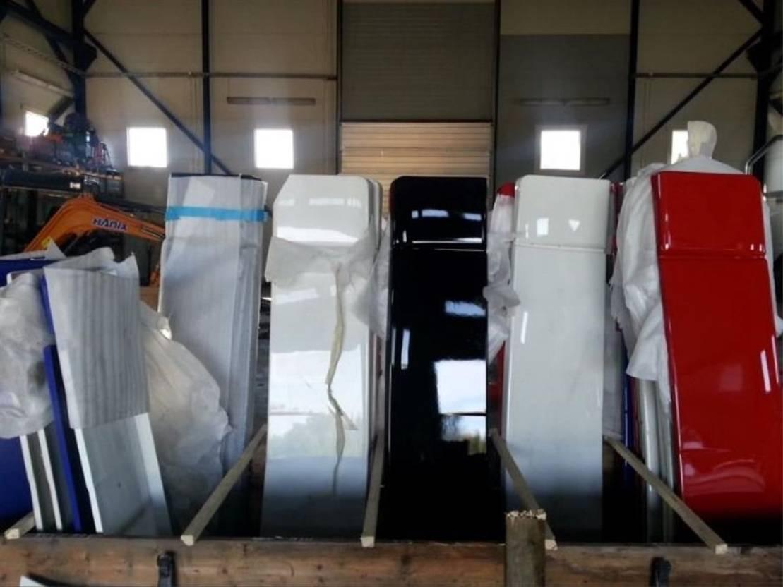 Cabinedeel vrachtwagen onderdeel Volvo Cabin Parts