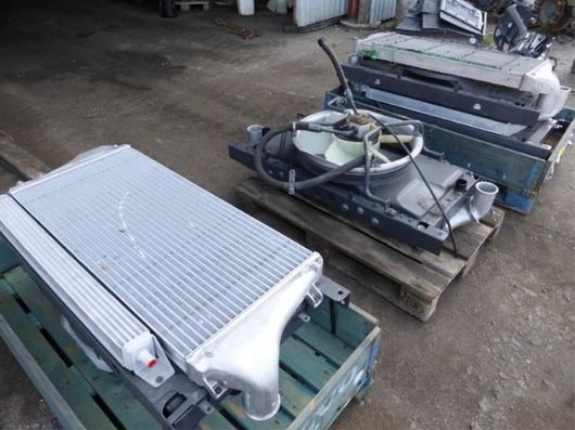 Koelsysteem bus onderdeel Volvo Cooling System