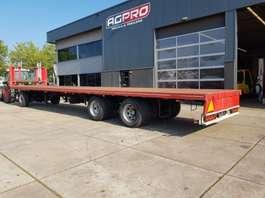 platte aanhanger vrachtwagen Renders 2..(3as)