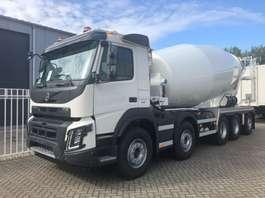 betonmixer vrachtwagen Volvo Betonmixer15m3 Stetter 2019