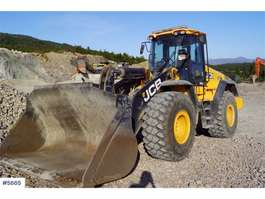 wiellader JCB 457 ZX wheel loader 2014