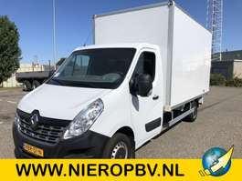 bakwagen bedrijfswagen Renault master bakwagen 95000km airco 2017