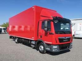 bakwagen vrachtwagen MAN TGL 10.220 BL LBW Klimaautomatik 2018