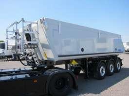 kipper oplegger Schmitz Cargobull SKI 24 Thermomulde Alu 25m³ neu Lift Alcoa LED 2019