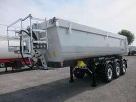 kipper oplegger Schmitz Cargobull SKI 24 Stahl 24m³ Liftachse Aluräder LED neu 2019