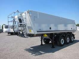 kipper oplegger Schmitz Cargobull SKI 24 Thermomulde Alu 26m³ neu Lift Alcoa LED 2019