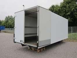 bakwagen vrachtwagen Koffer mit Hilfsrahmen (vorher auf MAN TGL 12.220) 2013