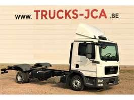 chassis cabine vrachtwagen MAN MAN TGL 8.180   €20.000,- 2013