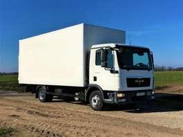 bakwagen vrachtwagen MAN TGL 8.180 ** MAN €19000 NETTO! ** 2010