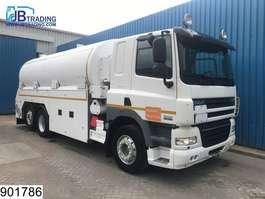tankwagen vrachtwagen DAF 85 CF 460 Fuel tank, 6x2, 21100 liter,  Liquid meter, 4 compartments, EU... 2011