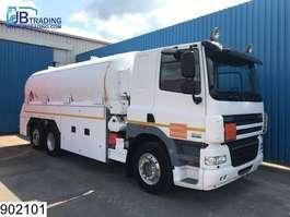 tankwagen vrachtwagen DAF 85 CF 460 Fuel tank, 6x2, 21100 liter,  Liquid meter, 4 compartments,  E... 2011