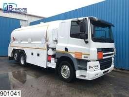 tankwagen vrachtwagen DAF 85 CF 460  Fuel tank, 6x2, 21000 liter, Liquid meter, 4 compartments, EU... 2011
