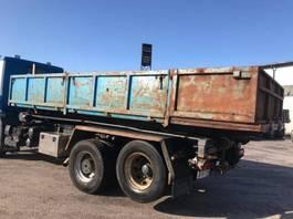 wissellaadbaksysteem vrachtwagen Jorpe Soralava 6600mm