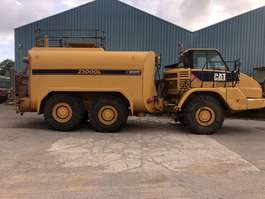 wieldumper Caterpillar 725 2007