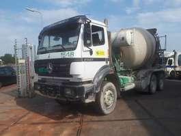betonmixer vrachtwagen Mercedes Benz 2527 SK + mixer 1997