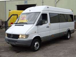 taxibus Mercedes Benz 412D Sprinter Passenger Bus 20 Seats 1998